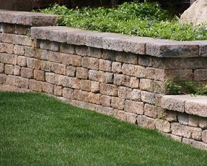 Utah Retaining Wall Installation
