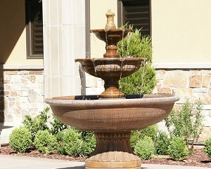 Clearfield Water Feature Design
